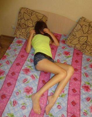 Амина (20 лет) – девушка для массажа ( Казань, Московский)