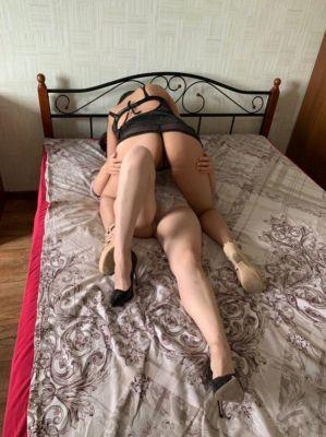 Вика и Мадина — проститутка big size