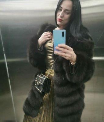 Марина, 32 лет - госпожа-страпонесса