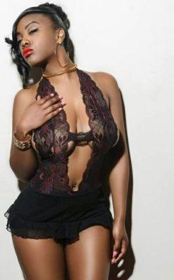Проститутка негритянка VERA, 20 лет