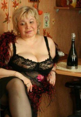 Интим-услуги — Мадам Кураж Вирт, 50