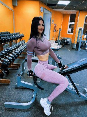 Кристина, 26 лет - минет в Казани