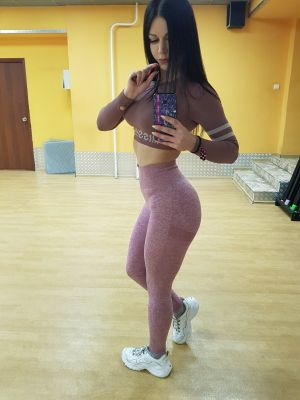 Кристина, 8 999 074-18-93 — проститутка стриптизерша, 26 лет