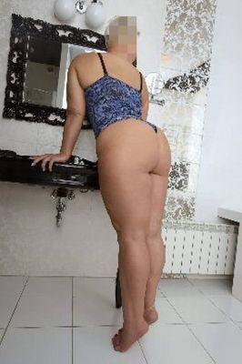 Юлия — сексуальный массаж «Веточка сакуры»